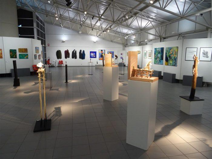 Exposition du collectif Arts de Bretagne guérande 2018